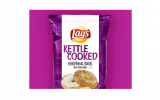 Lay's Kettle Cooked Everything Bagel with Cream Cheese