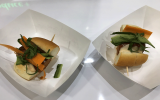 McLane Kitchen's banh mi hot dog