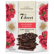 Pearson Candy Co.'s 7th Street Confections Dark Chocolate Thins