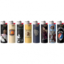BIC Special Edition Urban Music Series lighters