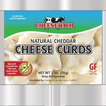 cheesewich natural cheddar cheese curds
