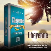 Cheyenne Limited Edition Tropical Cigar