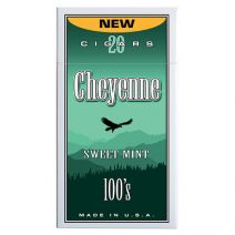 cheyenne sweet mint cigars