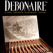 Drew Estate Debonaire and Indian Motorcycle cigars