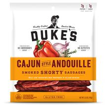 Duke's Cajun Style Andouille Smoked Shorty Sausages