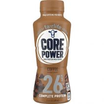 fairlife new core power coffee