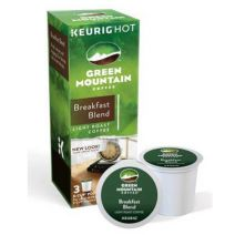 Green Mountain Coffee® Breakfast Blend 3 ct. K-Cup® Pods