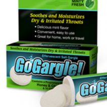 go gargle tablets