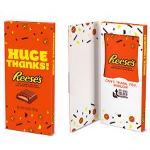 Hershey's Appreciation Bars and Greeting Card Bars