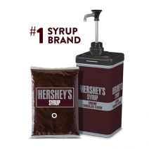 Hershey's Chocolate Syrup pouch