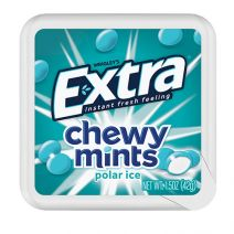 mars extra chewy mints