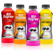 nth degree sports drink