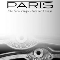 Paris Site Furnishings collection