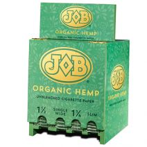 Republic Tobacco JOB Organic Hemp Cigarette Papers