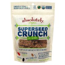 Absolutely Gluten Free Superseed Crunch