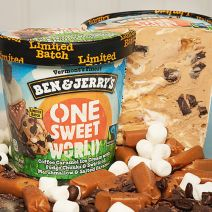 One Sweet World ice cream