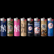 BIC MLB Lighters