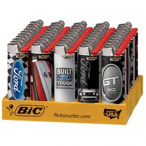 BIC Motors Series lighters