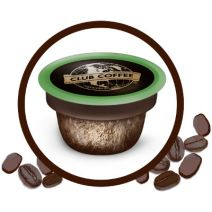 Boyd's Coffee 100% compostable coffee pods