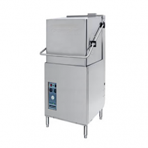 champion hood type dishwashing machine