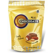 chocodates milk chocolate