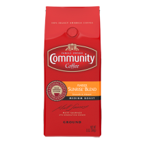 Community Coffee Amber Sunrise