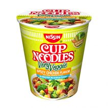 Cup Noodles Very Veggie