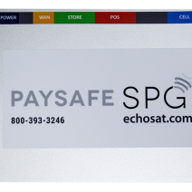 echo stat paysafe spg