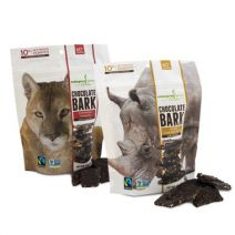 Endangered Species Chocolate snack rollouts