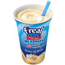 f'real foods Raffi's Frosted Cupcake