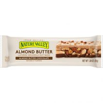Nature Valley Layered Bars in Almond Butter and Peanut Butter