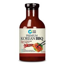Chung Jung One Korean barbecue sauces