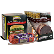 great american frozen beef products