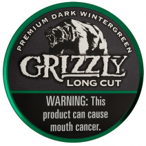 grizzly dark wintergreen