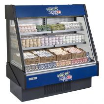 Hydra-Kool Dairy Product & Cold Food Merchandiser