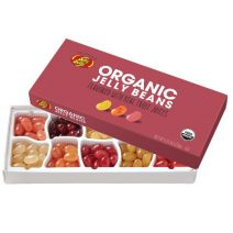 Jelly Belly Organic Jelly Beans and Fruit Flavored Snacks