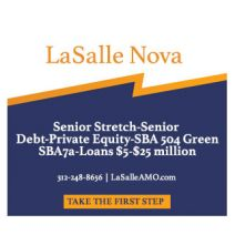 LaSalle Nova Senior Stretch Loans