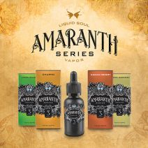 E-Alternative Solutions Liquid Soul Amaranth Vapor Series
