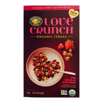love crunch organic cereal