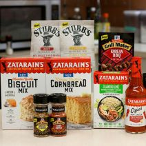McCormick Grill Mates, Stubb's and Zatarain's line extensions