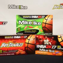 Just Born Mike and Ike 3 Point Mix