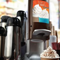 Eby-Brown/Rich's Foodservice MyTop Whipped Topping