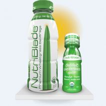 Nutriblade Wheatgrass Shot
