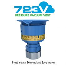 OPW CARB EVR-Certified 723V Pressure Vacuum Vent