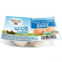 Organic Valley Good to Go Hard-Boiled Eggs