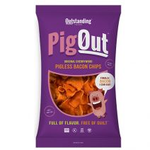 outstanding food bacon chips