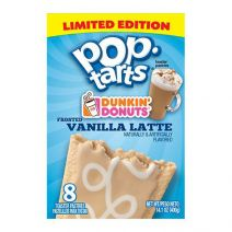 Kellogg's Frosted Chocolate Mocha and Frosted Vanilla Latte Pop-Tarts