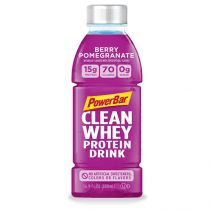 PowerBar Clean Whey Protein Drinks