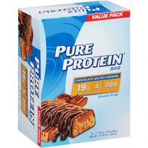 Premier Protein Salted Caramel and Dark Chocolate Almond protein bars