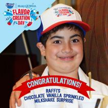 f'real and Make-A-Wish partnership